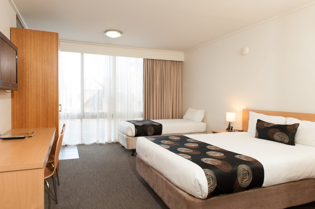 Deluxe Twin Accommodation in Bairnsdale - Mitchell on Main